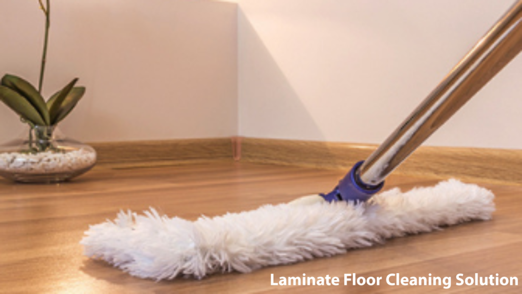 Laminate Floor Cleaning Solution