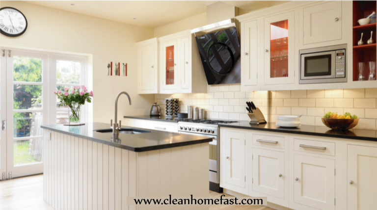 How To Keep Clean Kitchen – Daily Habits For Clean Kitchen
