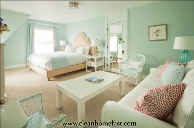 What Color Makes A Small Room Look Bigger