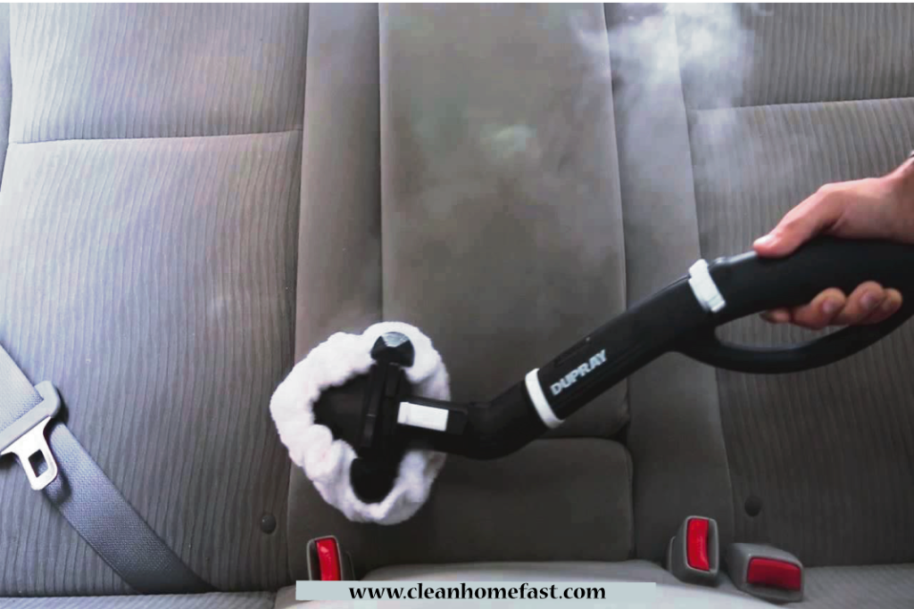 How to Clean Upholstery with a Steam Cleaner