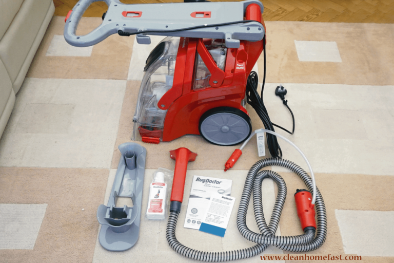 Rug Doctor Pro Deep Carpet Cleaner Reviews