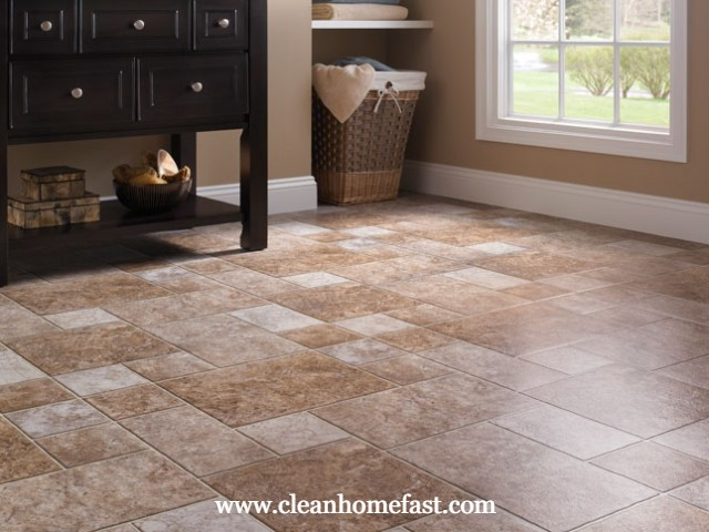 How To Clean Stained Linoleum